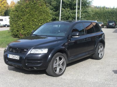 volkswagen touareg version abt v6 essence 67000kms an 07. Black Bedroom Furniture Sets. Home Design Ideas