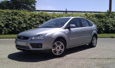 ford focus ghia 1 6 tdci 110cv an 03 2005 110000km phase 2 class auto 69. Black Bedroom Furniture Sets. Home Design Ideas