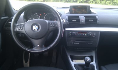 bmw 120d pack m 163cv an 2006 130000kms superbe etat vendu le 09 12 2011 class auto 69. Black Bedroom Furniture Sets. Home Design Ideas