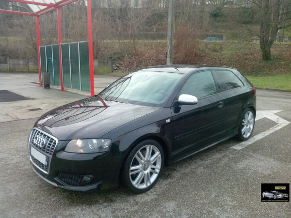audi s3 phase ii an 10 2007 58500kms 3 portes vendu le 01 02 2014 class auto 69. Black Bedroom Furniture Sets. Home Design Ideas