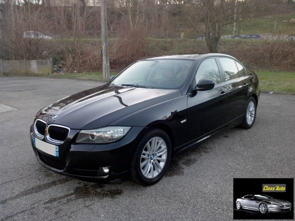 tres belle bmw 320d e90 phase ii an 2009 pack luxe. Black Bedroom Furniture Sets. Home Design Ideas