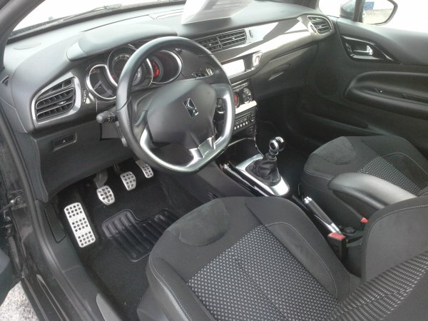 citroen ds3 thp 155cv sport chic an 10 2011 vendu le 25 04 2014 class auto 69. Black Bedroom Furniture Sets. Home Design Ideas