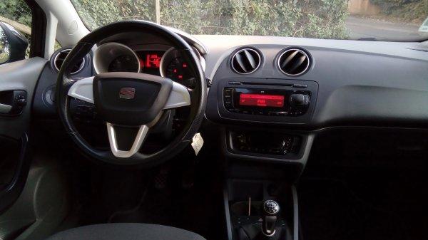 SEAT IBIZA 1.6L TDI 105CV STYLE AN 07/2010 AVEC 133000KMS TOUTE REVISEE (EN STOCK)
