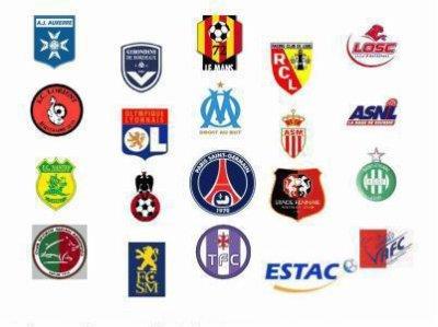 Voici les ecusson des equipes de foot blog de - Logo equipe de foot espagne ...
