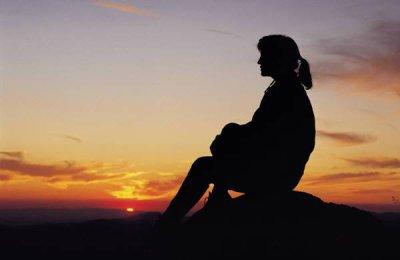 ¿Le temes a la soledad?...Olguita