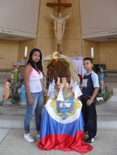 MANIFESTACION DEL SALVADOR  A TODAS LAS NACIONES