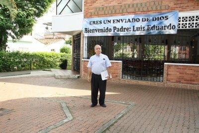 PARROQUIA SAN GABRIEL ARCANGEL. CALLE 38 No 80-26. TLF3327258 CIUDADELA CONFAMDI Y CANEY