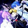 Imitation Black - Len, Kaito & Gakupo