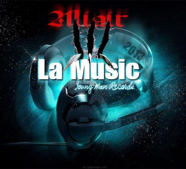 Aliair / N'ew 2013__La Music_Young man records  (2013)