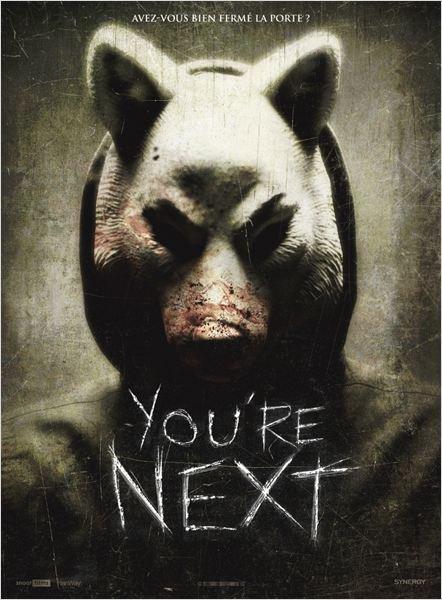 You're Next au cinéma le 4 septembre