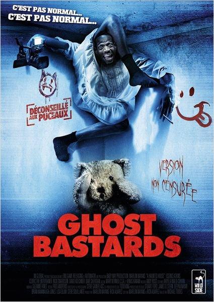 - Gagne des dvds de Ghost Bastards