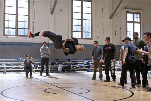 Chris Brown dans Battle of The Year