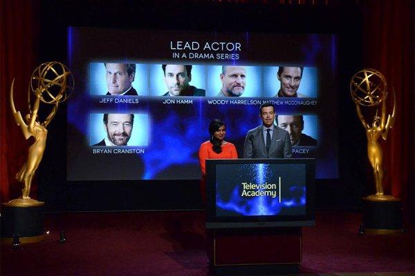 Emmy Awards 2014: Et les nominés sont ...
