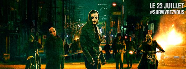 American Nightmare 2 - The Purge débarque le 23 Juillet sur les écrans !