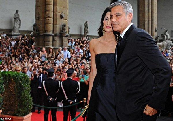 George Clooney se mariera à...