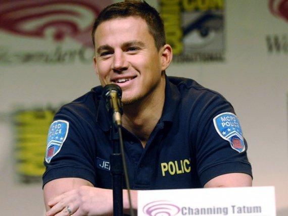 La phobie de Channing Tatum !