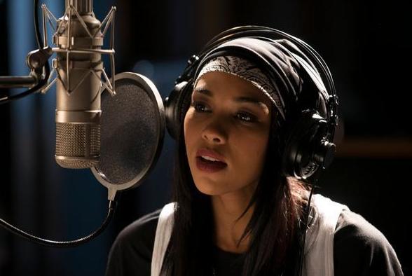 Aaliyah, le film