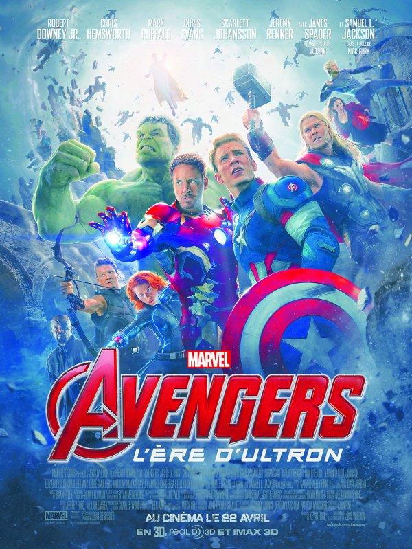 Avengers : L'�re d'Ultron