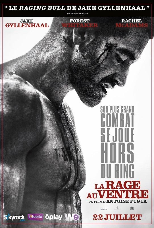 EXCLU - L'affiche de la Rage au Ventre