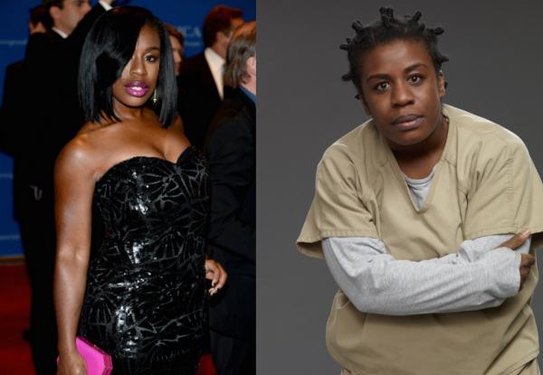 Les actrices de Orange Is The New Black : dans la série VS en tenue sexy !