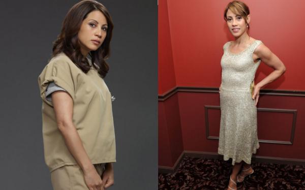 Les actrices de Orange Is The New Black : dans la série VS en tenue sexy ! (suite)