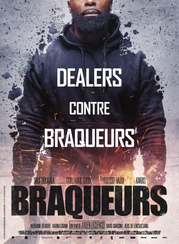 Gagne ton DVD Braqueurs et ton tee-shirt Jeune Riche !