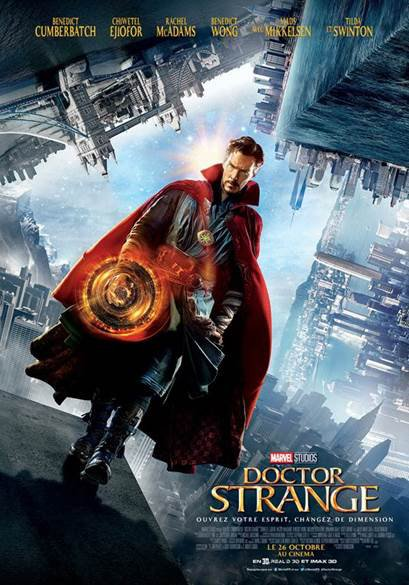 Comic Con Paris : Doctor Strange cl�turera la 2�me �dition