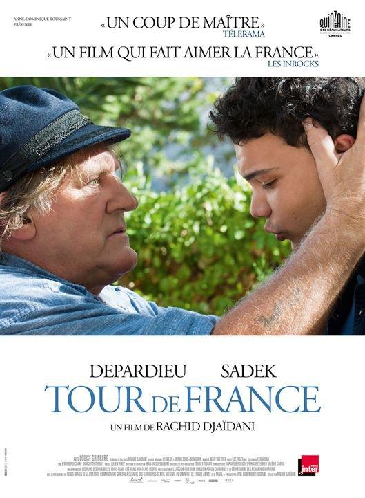 """Gagne tes places pour l'avant première de """"Tour de France"""""""