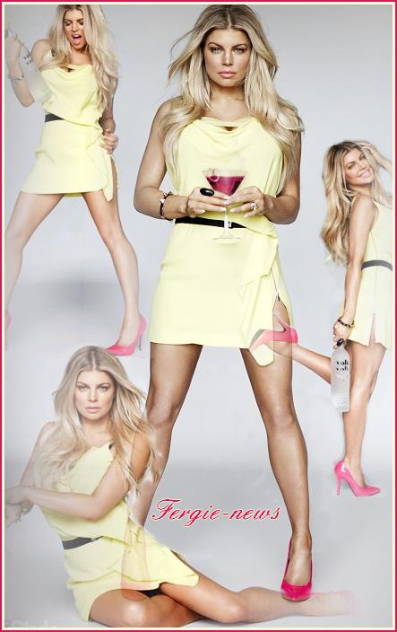 Fergie qui a fait un nouveau photoshoot ou elle et mervelleusement belle donne une interview a Life & Style