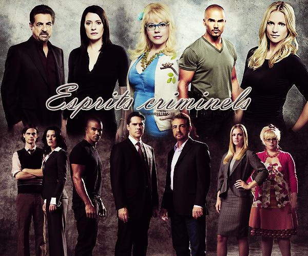 Criminal Minds - Esprits Criminels !!!