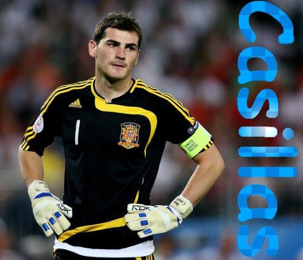 �  Iker Casillas Le Meilleure Gardien Du Monde  �
