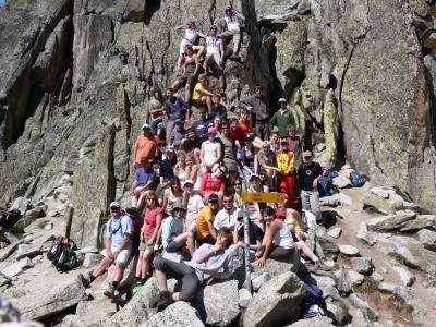 La fen tre d 39 arpette mont blanc 2008 for Fenetre d arpette