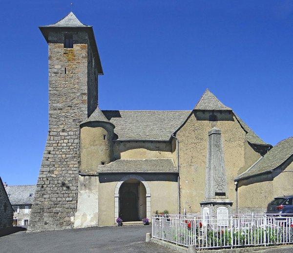 �glise Saint-Martin d'Alpuech