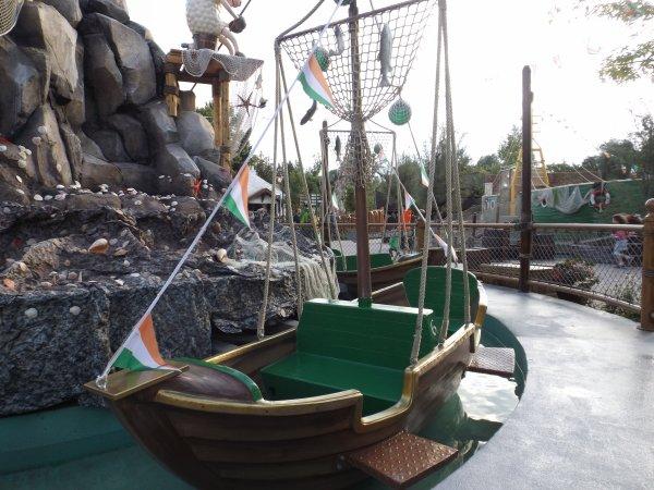 Attractions diverses du quartier Irlandais