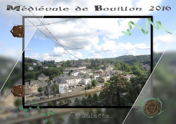 F�te m�di�vale en ville et au Ch�teau de Bouillon ^^