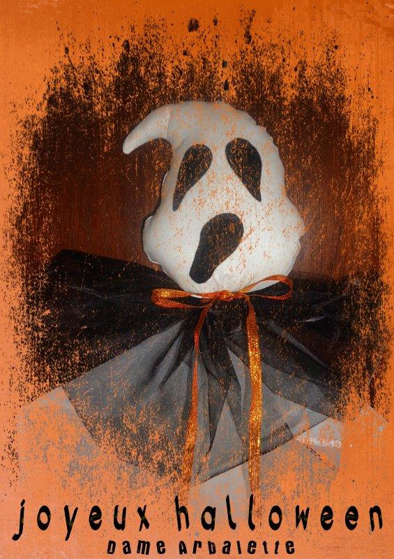Joyeuses Fêtes d'Halloween à tous et toutes