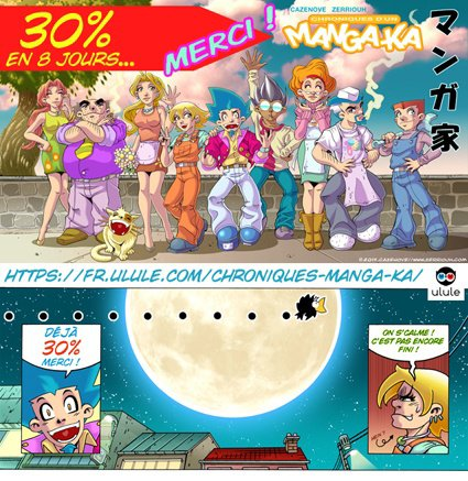 Chroniques d'un Manga-Ka tome 4 !!!!! ^_^