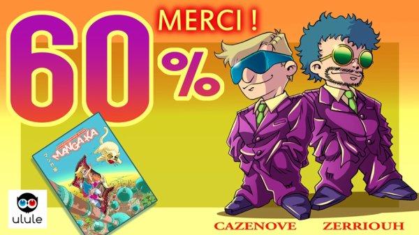 Chroniques d'un Manga-Ka 4 ! 60% Yes !!!! ;)