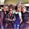 Johnny et ses copains....