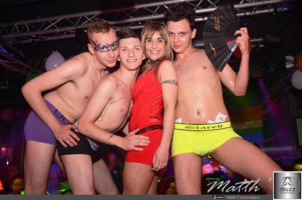 Mm Casse-Bonbons Paris le 29 mai 2016 Spectacle Gay