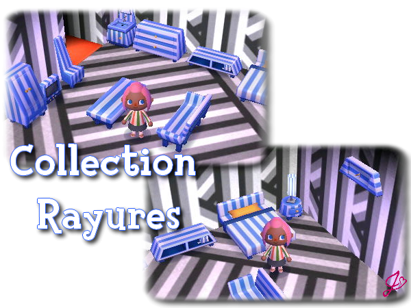 Catalogue: Collection Rayures