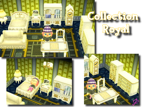 Catalogue: Collection Royal