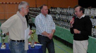 Sfeerbeelden bezoekers / deelnemers C.L.C.C. - Waremme (Luik) 24-10-2010