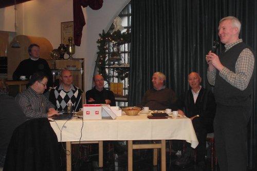 Afscheid Wilfried Deyaert als Voorzitter V.v.N.K. en Benoeming tot Erevoorzitter V.v.N.K.