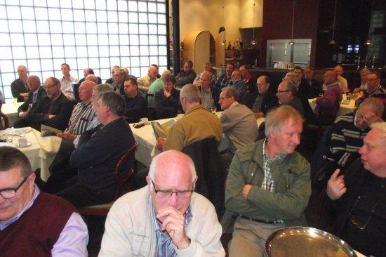 Sfeerbeelden V.v.N.K.bijeenkomst 25 maart 2012
