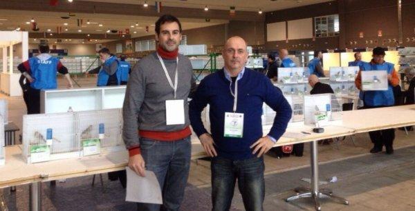 62ste C.O.M. Wereldshow 2014 in de 'Fiera del Levante' te Bari (zuid Italië)