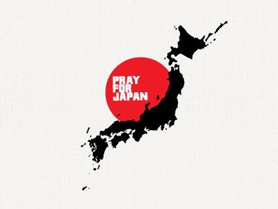 I pray for Japan