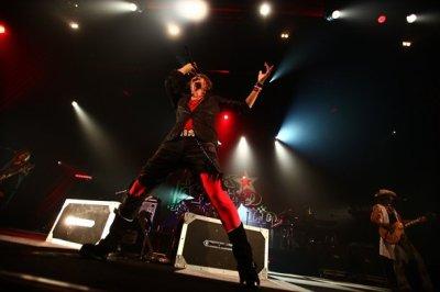 news : GLAY À TAIWAN !! - nouveau DVD / blu-ray live