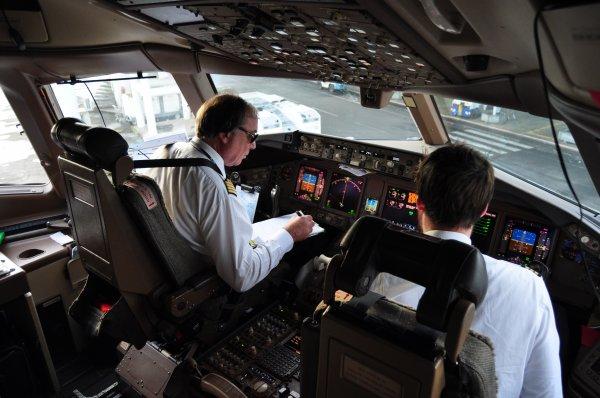 Cockpit ! ;)