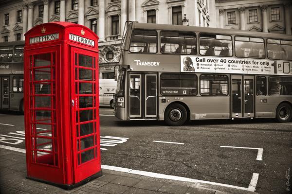 Chapitre 1- Arriver à Londres !
